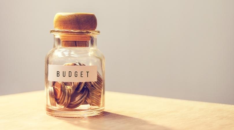 Ayez un budget de shopping strict