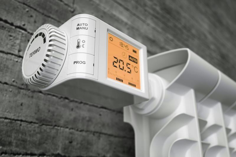 chauffage électrique - robinet