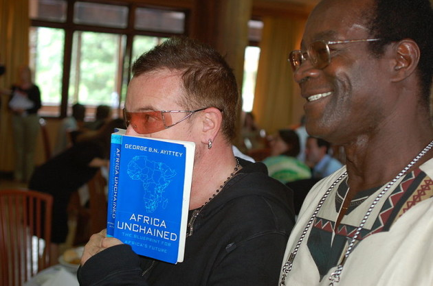 800px-Bono_and_George_Ayittey