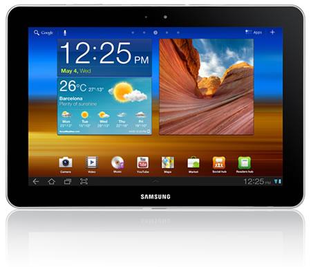 Samsung Galaxy Tab 750s