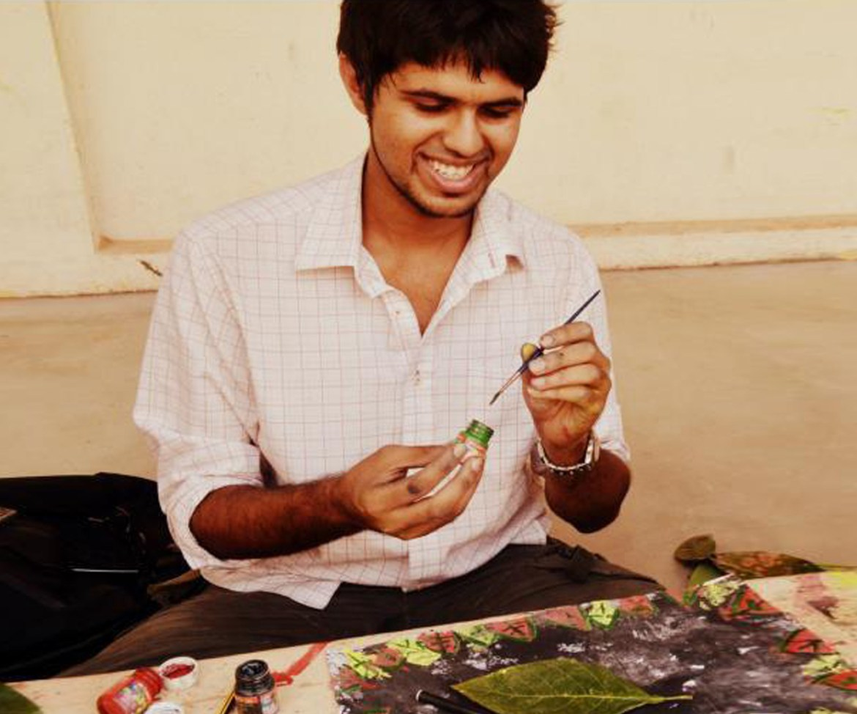 Nishant D'Souza on Indiefolio