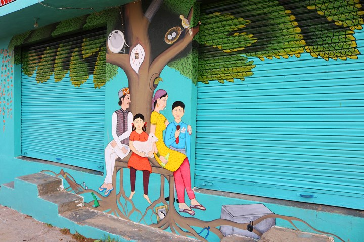 Gargi Chandola Art in a Village shutters down