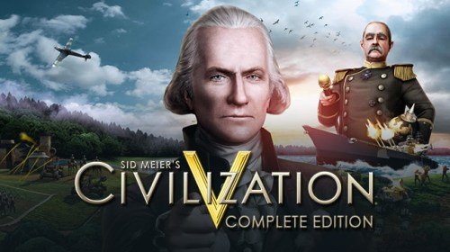 Sid Meier's Civilization V: Complete - Steam Game Giveaways