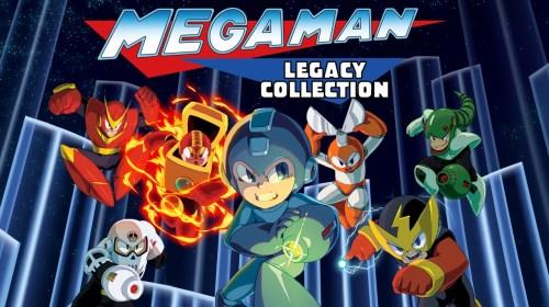 CAPCOM Deals - Mega Man Legacy Collection