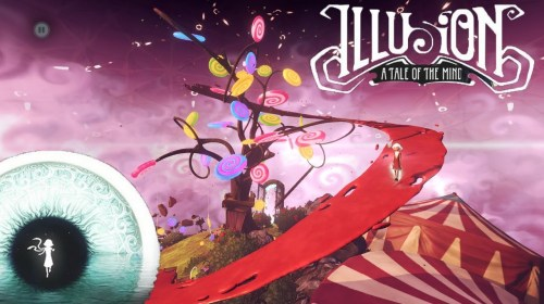New Steam Game 1 - Illusion: A Tale of the Mind