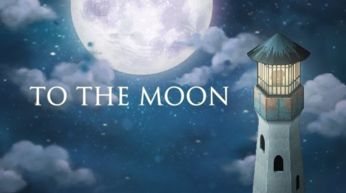 To The Moon Poster