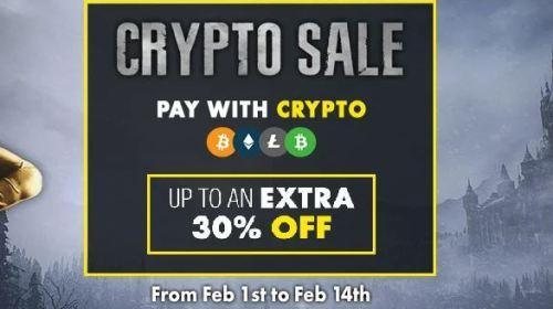 Crypto Sale