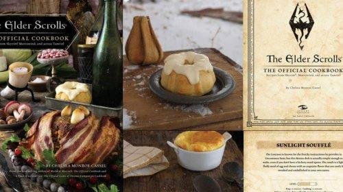 Elder Scrolls Cookbook Part 2