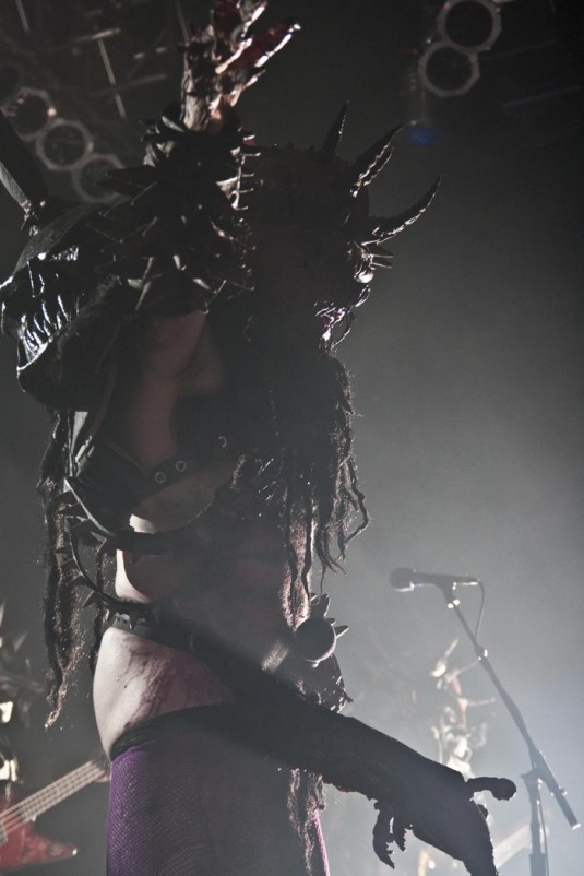 GWAR destroys Cleveland...and we have the pics to prove it!