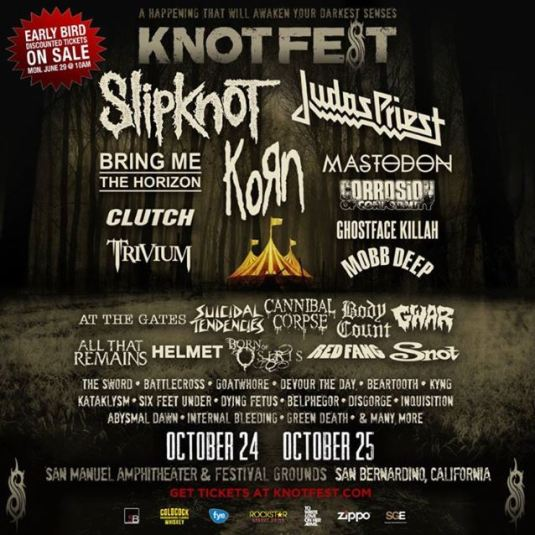 knotfest2015posterbands