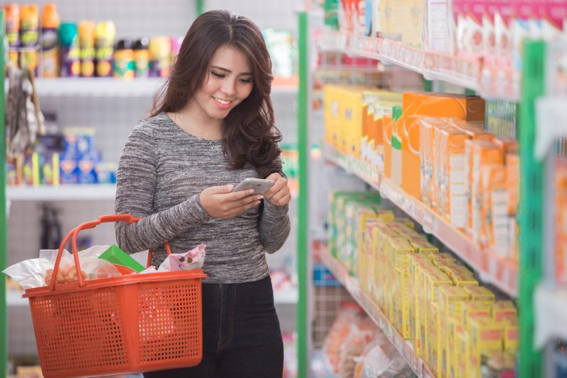 Buat Daftar Belanjaan Sebelum ke Supermarket