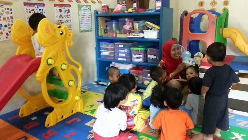 Membuka Bisnis Child Care