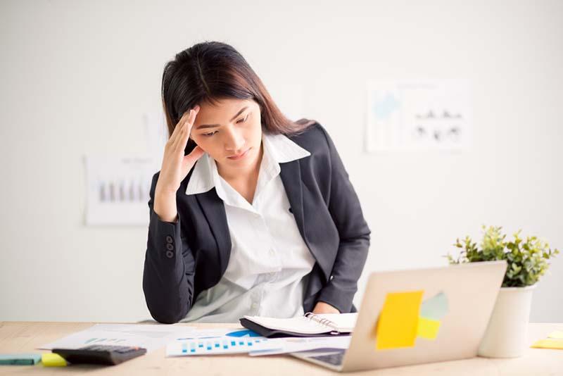 Stress Kerja yang Tinggi