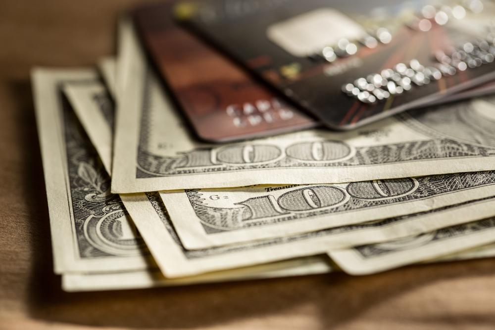 Usaha Modal Kartu Kredit