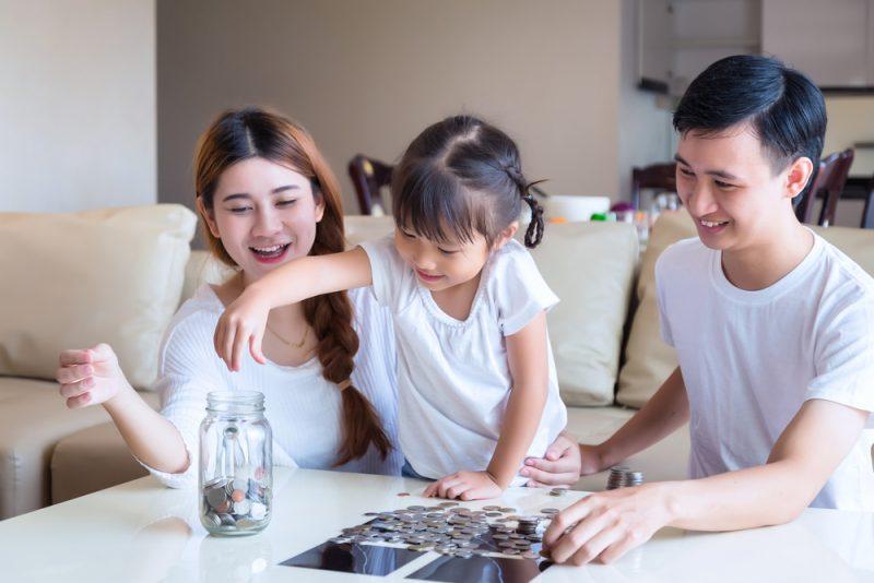 Keuangan Keluarga Stabil