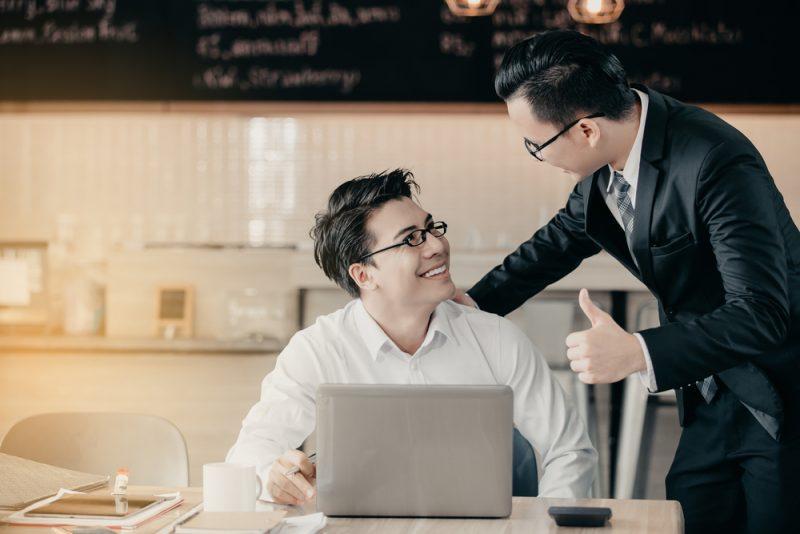 Mentor dalam Bekerja dan Hidup