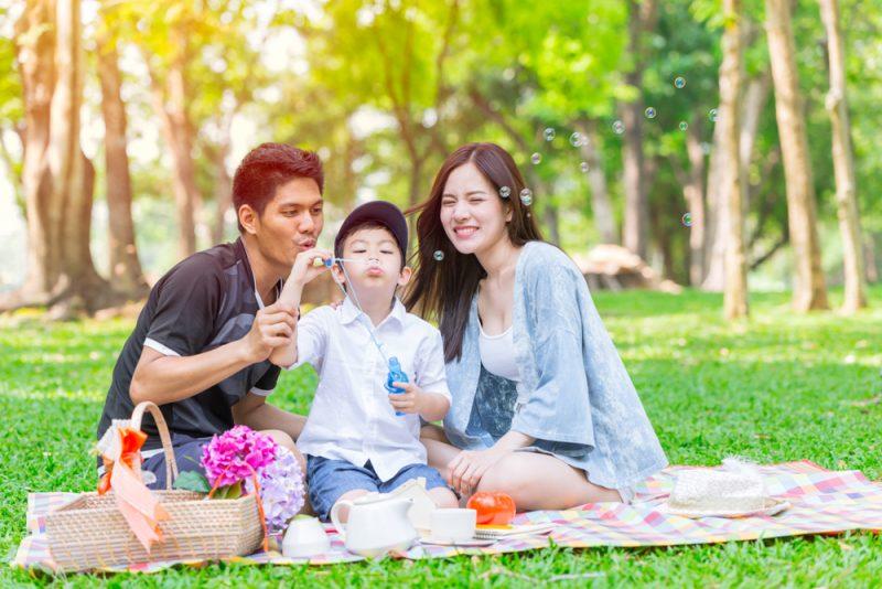 Piknik atau Liburan Mengurangi Level Stress