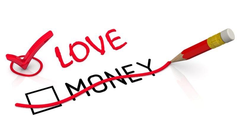 Memprioritaskan Hal Lain Selain Uang