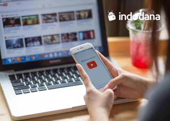 Cara Mudah Dapatkan Uang Miliaran Rupiah dari YouTube