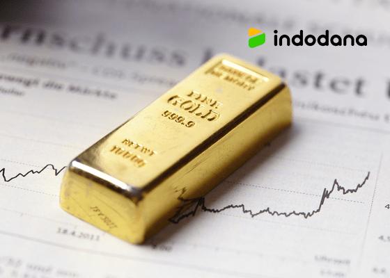 Naik Daun Akibat Pandemi, Ini Keuntungan Investasi Emas