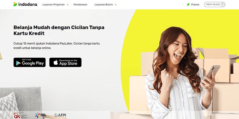 website indodana