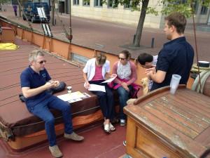 Meeting 3 Start Project. Leeuwarden