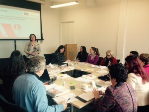 Kick off DIGA Project. Liverpool 9th-10th February 2015