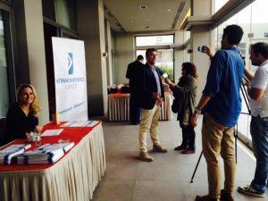 e-Emporio Project Conference in Alexandroupoli 28092015