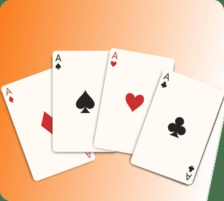 Virtual board and card games