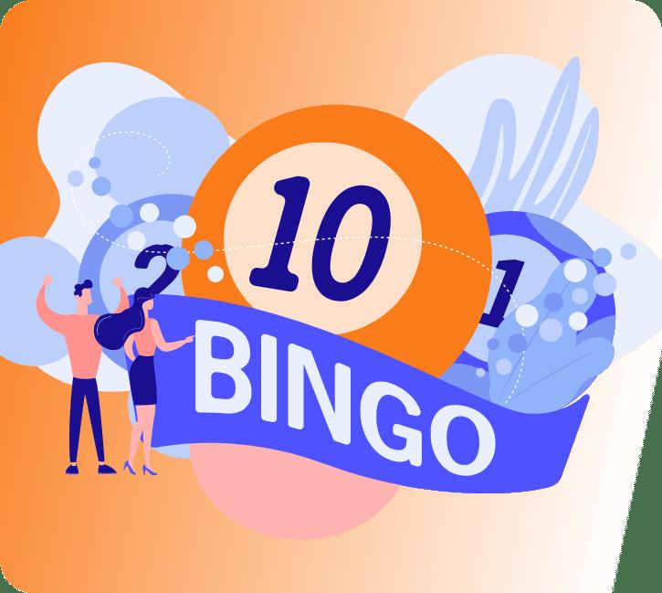 Fun virtual events human bingo