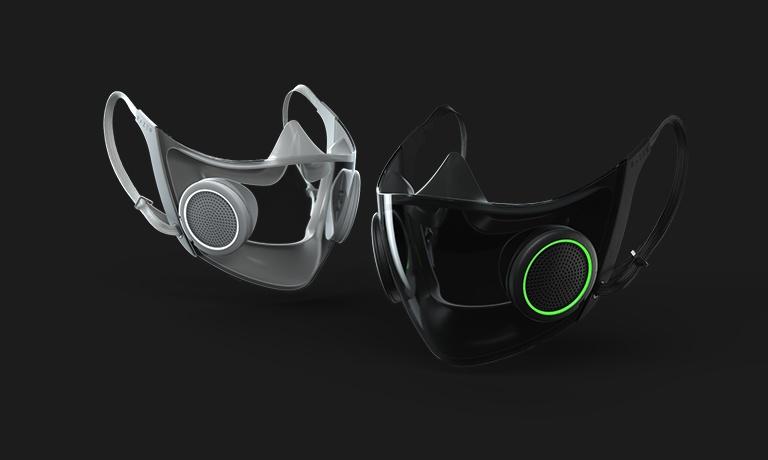 Project Hazel face mask