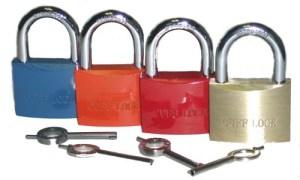 padlock-keys