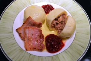 Recipe: Swedish Kroppkakor (potato dumplings with pork)