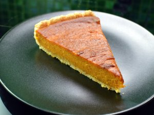 Recipe: Sweet potato pie with coconut