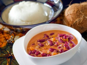 Recipe: The national dish of Tanzania – Ugali na Maharage ya nazi