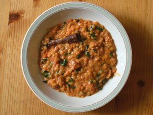Recipe: Quick weeknight dal