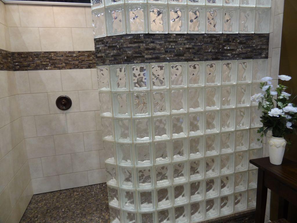 custom shower pan cleveland columbus