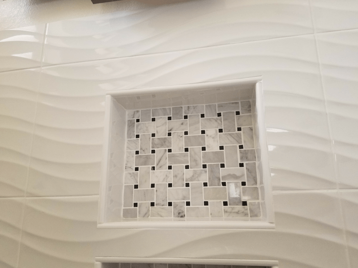 ideas to fix a small cramped bathroom