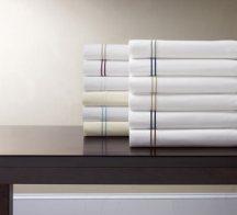 Egyptian Cotton 200 thread count cotton percale sheets
