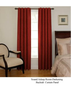 Room Darkening Curtain Panels