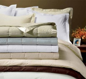 Bedding Collections: Down Blankets
