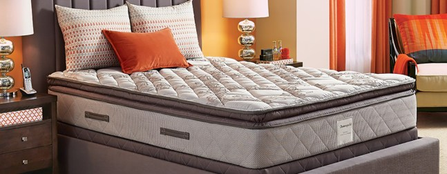 Sealy Glennon collection Mattress set
