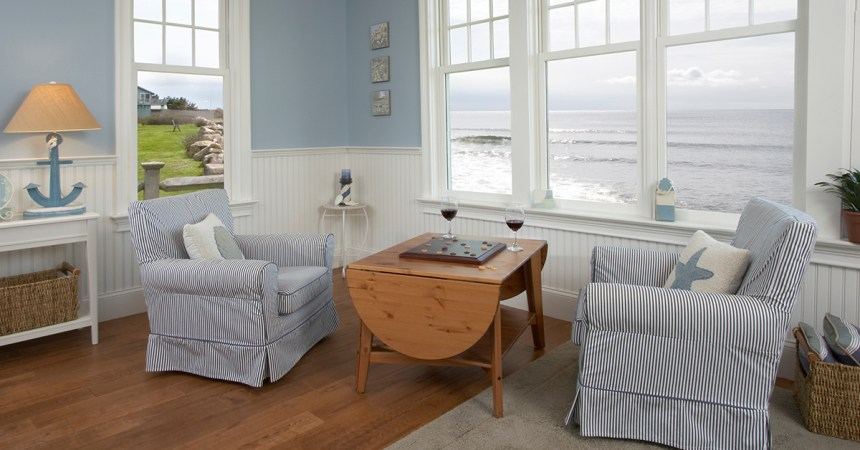 Beach house investment property