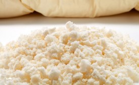 Laytex Granules recycled for pillows