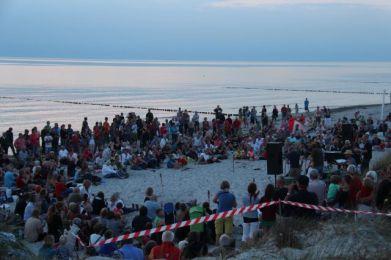 Konzert Klavier im Sand mit Thomas Putensen
