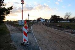 Straßenbau in Neuendorf