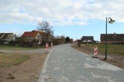 Straßenbau in Neuendorf Höhe Schabernack
