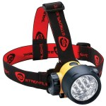 Streamlight Septor Headlamp with Strap and Batteries