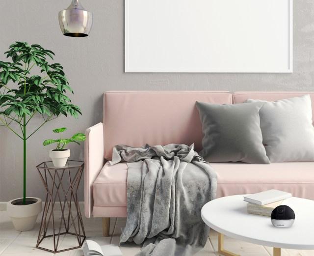 arquitetura escandinava sofa