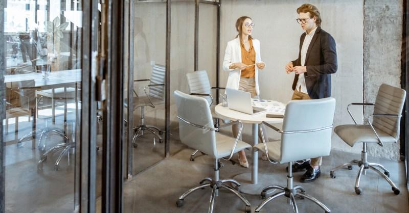 seguranca nas empresas - escritorio